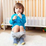 L'énurésie, l'incontinence de l'enfant