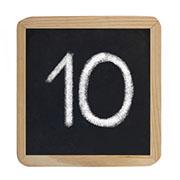 Les 10 règles d'or du quotidien