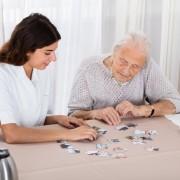 Femme Alzheimer